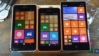 Распаковка Nokia Lumia 530 Dual SIM: недорогой смартфон с WP 8.1 (unboxing)