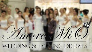 Клип | Показ свадебных платьев Amore MiO