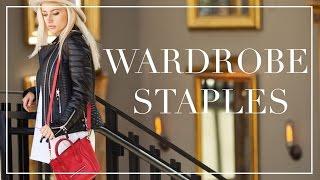 10 Spring Wardrobe Essentials