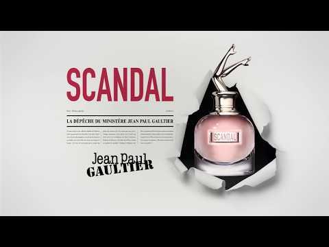 Perfumowana Scandal Jean Youtube Paul Gaultier Woda QtrdChsxB