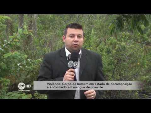 Corpo de homem em estado em decomposição é encontrado em mangue de Joinville