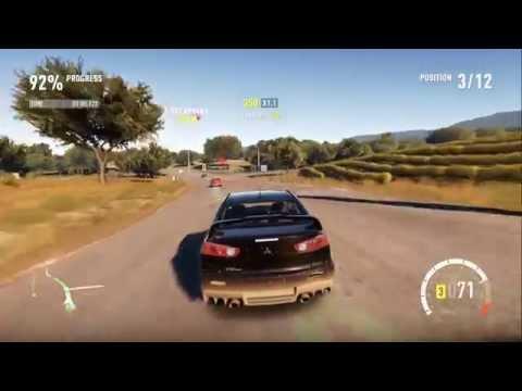 Смотр Forza Horizon 2