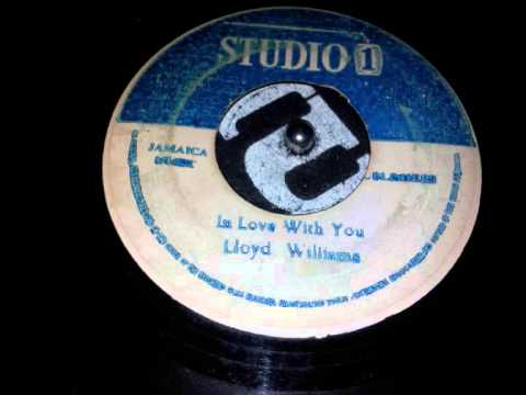Lloyd Williams - In Love With You