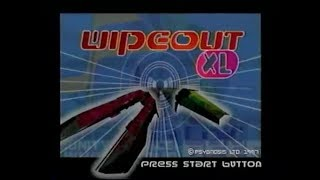 Wipeout XL (Promo Video) ワイプアウトXL