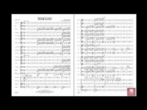 Peter Gunn by Henry Mancini/arr. Paul Murtha