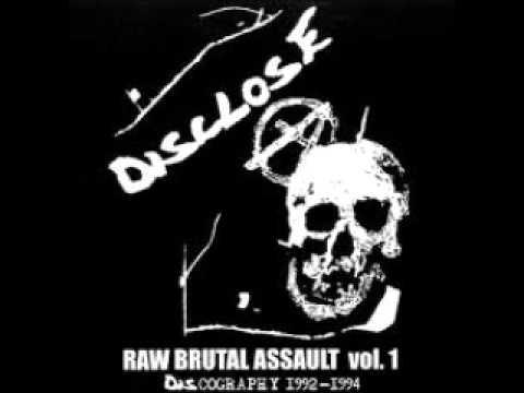 DISCLOSE - RAW BRUTAL ASSALT VOL 1 (FULL ALBUM)