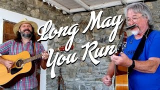 Cover of 'Long May You Run' by Neil Young, performed by Mick Hollingworth.