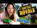 LET'S PLAY FORTNITE!! (BATTLE ROYALE) - Lizzy Sharer Gaming