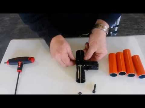 How to assemble an HJ-3 with our modular material handling system