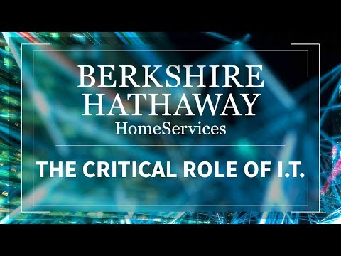 The Critical Role I.T. Plays In The Buying & Selling of Homes Today