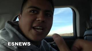 Robert Garcia Reveals The Last Time He Cried - EsNews Boxing