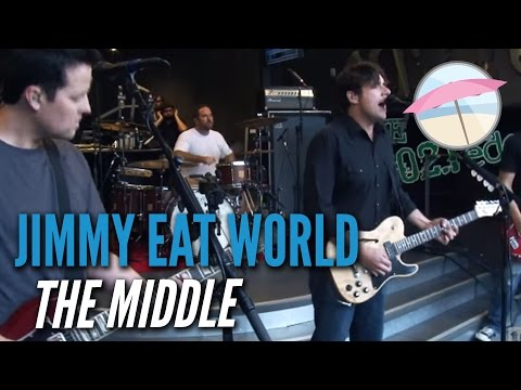 Jimmy Eat World - The Middle (Live at the Edge)