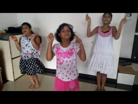 Jungle book group dance