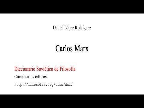 carlos-marx-en-el-diccionario-soviético-de-filosofía---daniel-lópez