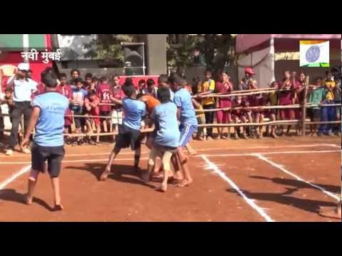 Kabaddi-Kabaddi, School Video, Navi mumbai