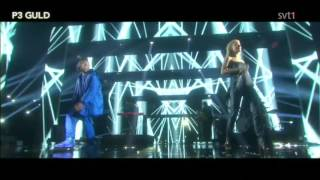 Zara Larsson & MNEK - Never Forget You LIVE at P3 Guld