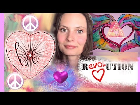 rEVOLution! Will You Feed Love OR Hate?