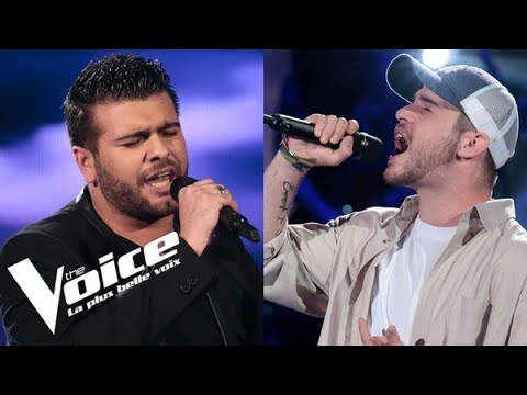 U2 – With or without you | Antony Trice VS Julian | The Voice France 2020 | Battles