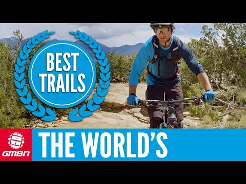 GMBN's Top 5 Mountain Bike Trails From Around The World