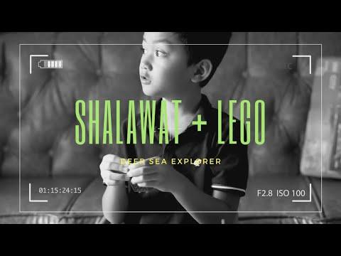 Merakit LEGO CITY DEEP SEA EXPLORER sambil SHOLAWATAN Sabyan Gambus