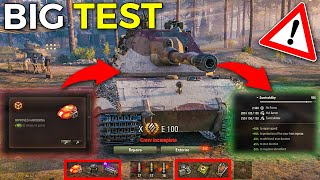 Sandbox TEST: New Equipment 2.0 | World of Tanks Equipment 2.0 Sandbox Test Review