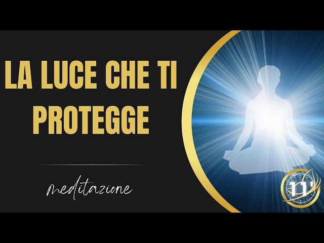 Visualizzazione di una luce protettiva