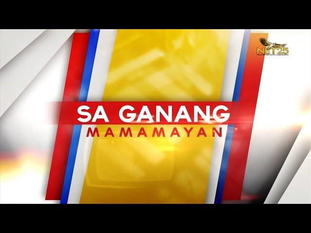 Sa Ganang Mamamayan - Oct. 21, 2021