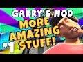 Garrys Mod - More Amazing Stuff Part 1 - Epic Missile Launcher
