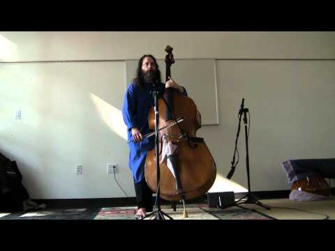 Raag Marwa - Andrew Buhr (Double Bass)