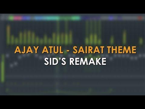 Sairat - Ajay-Atul - Marathi Movie - Background Score (Music) in FL Studio