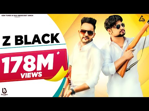✓ Z BLACK - Official Music Video | MD KD | Ghanu Music | Latest Haryanvi Songs Haryanavi 2018 Dj