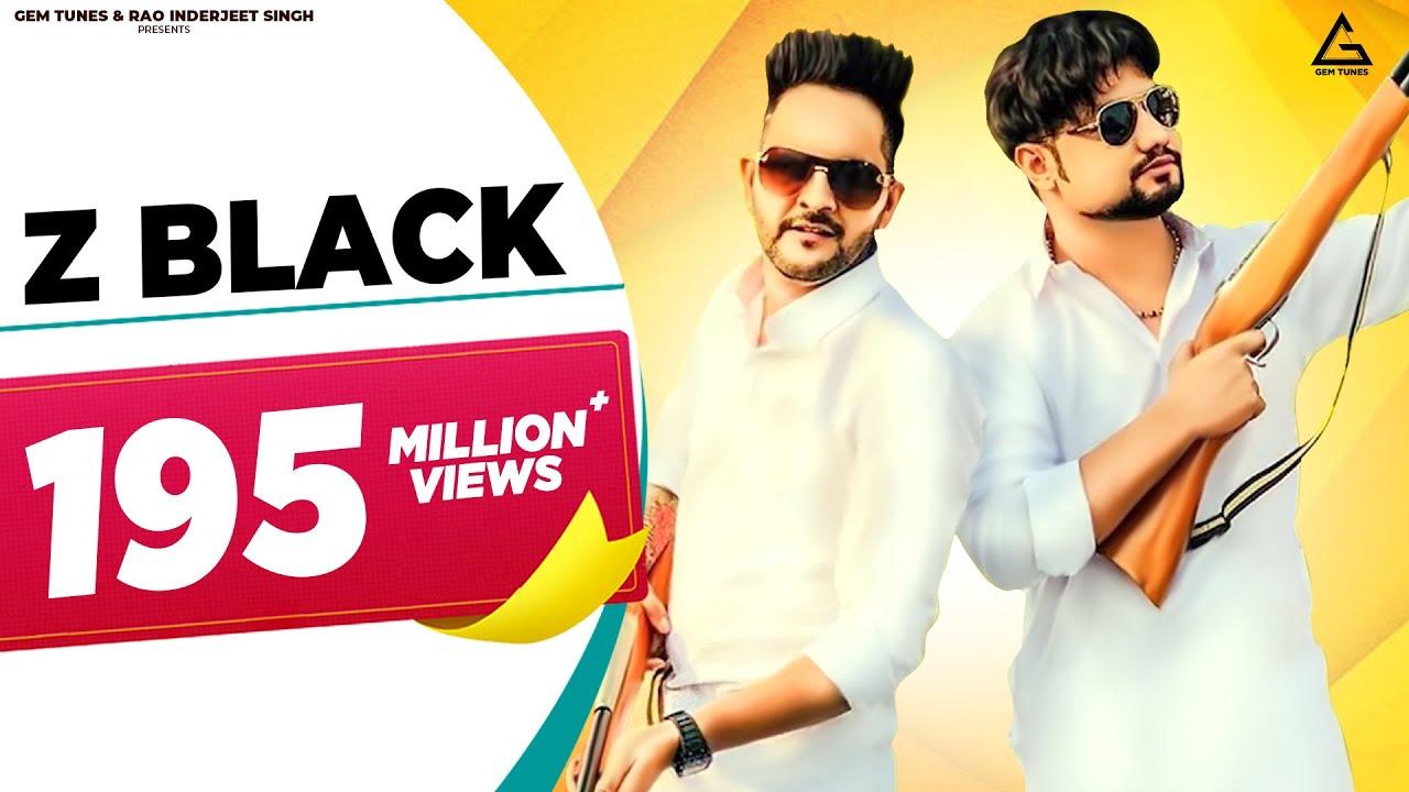 ✓ Z BLACK - Official Video | MD KD | Latest Haryanvi Songs 2018 | New Haryanvi Songs Haryanavi 2019