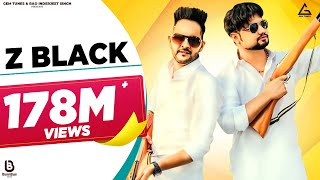 Z BLACK OFFICIAL VIDEO | MD KD | Ghanu Music | New Haryanvi Songs Haryanavi 2018 | Top dj Song