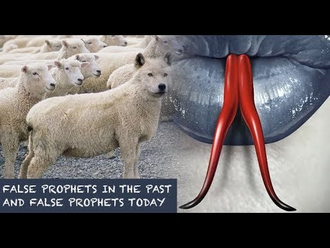 False Prophets In The Past, And False Prophets Today [The Truth Will Shock Many!]