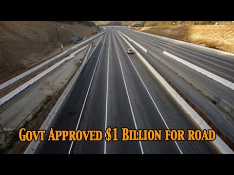 India approves $1 billion road connectivity project : NewspointTv