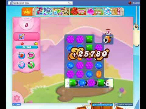 Candy Crush-Level 1349