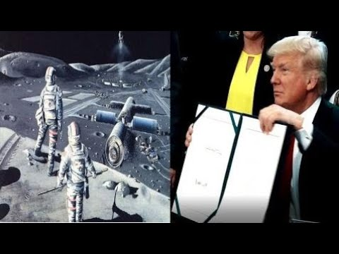 President Trump Make NASA and Space Exploration Great Again - Full Speech | SHOCKING !