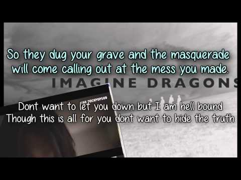 Imagine Dragons - Demons ( KARAOKE + LYRICS + INSTRUMENTAL )