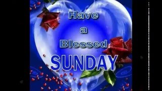 Happy Sunday Greetings/Quotes/Sms/Wishes/Saying/E-Card/Wallpapers/ Whatsapp Video