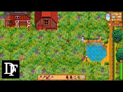 Generate Stardew Valley - Year 38 Mega Crop Images