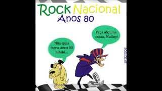 Coletânea Rock Nacional Anos 80