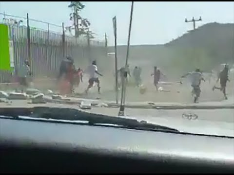 Post-APEC looting and shooting in Port Moresby (PMC)