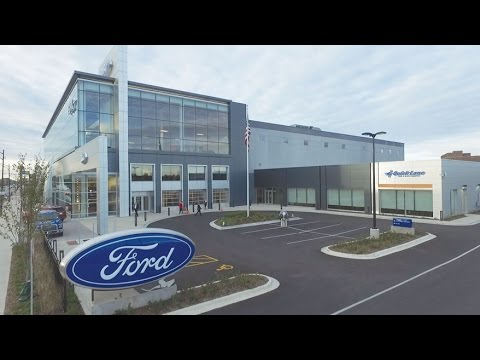 Fox Ford Lincoln >> Fox Ford Lincoln Of Chicago Grand Opening Chicago News