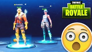 INSANE DUO w/ AVXRY! (Fortnite: Battle Royale Gameplay)