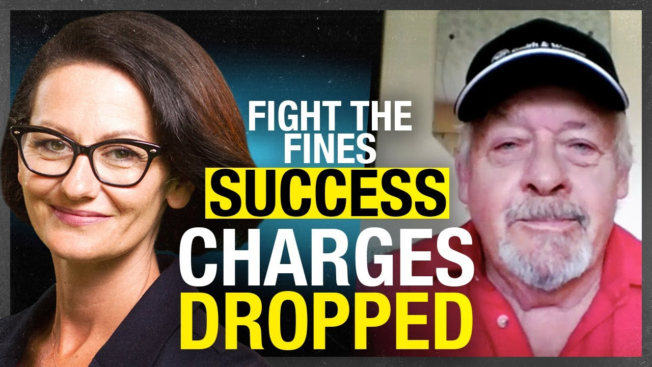 SUCCESS! $292 COVID ticket at New Brunswick Tim Hortons dropped | #FightTheFines Case #10