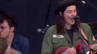 James Bay - Hold Back The River - Isle of Wight Festival 2015 - Live