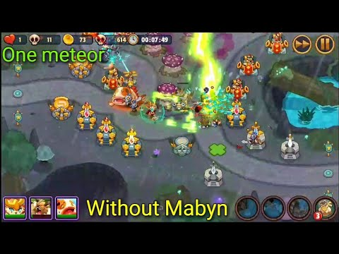 Realm Defense Tournament 614 Kill With One Meteor - Without Mabyn