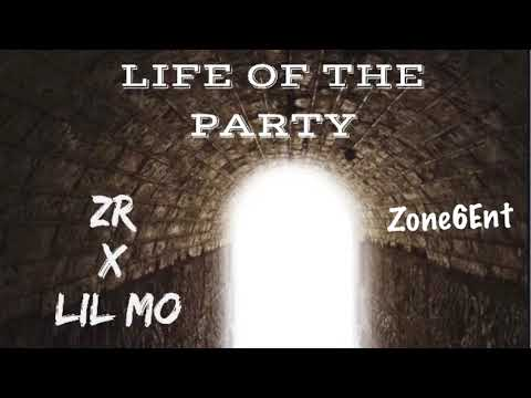 ZR x Lilmo -Life of the Party #RestEasy #6ringzWorld