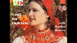 "С.Ротару і ВІА ""Червона рута"" – Visit to Ukraine (LP 1975)"