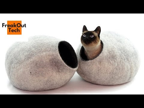 5 Incredible Inventions For Your Cat #6 ✔